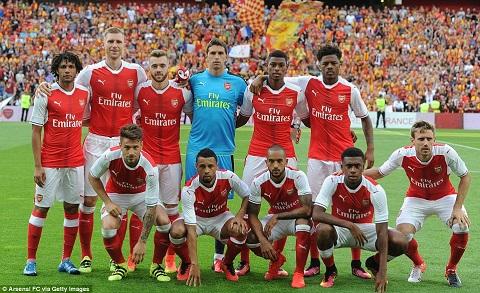 Arsenal đang thèm khát Draxler