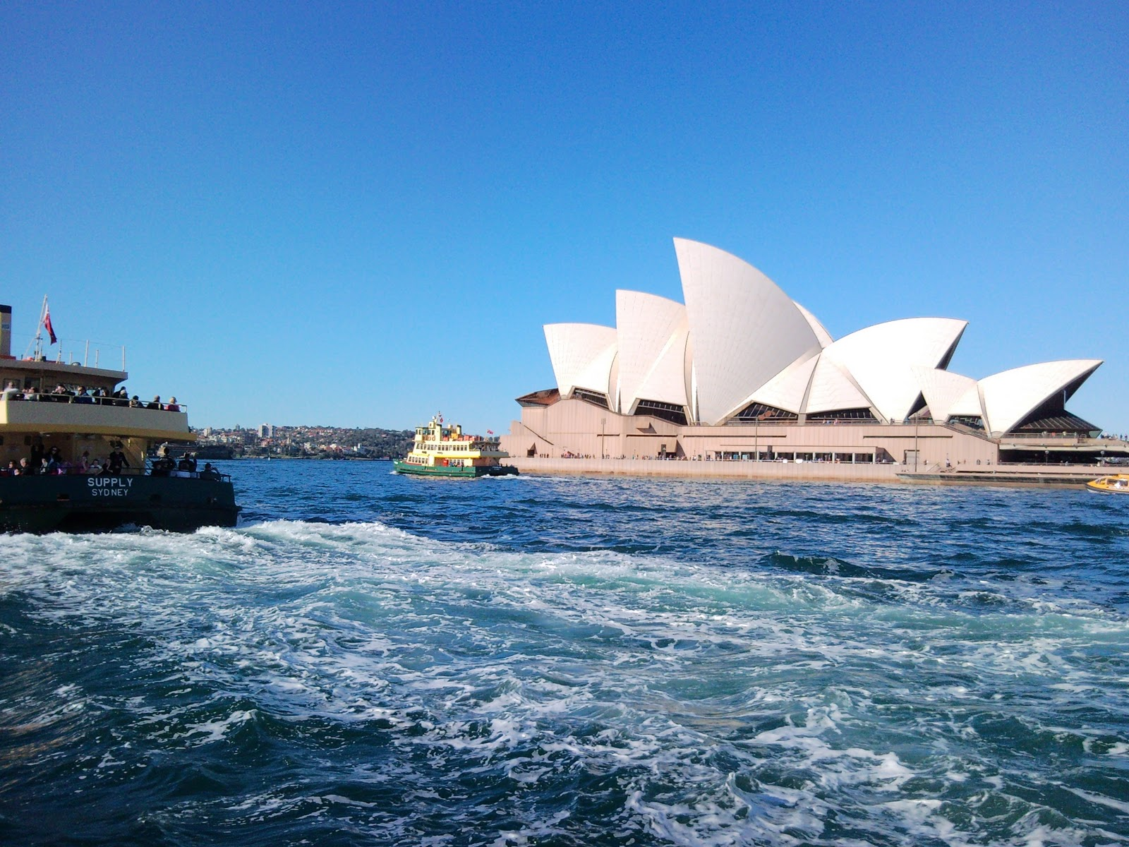 Sydney hd Wallpapers Gallery Panoramic