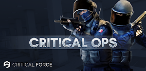 Critical Ops MOD Apk Unlimited Money Download (Hack Apk -Updated)