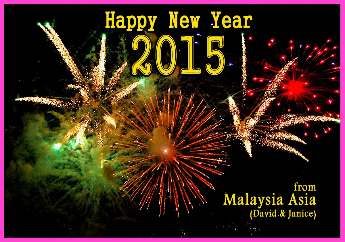 Happy New Year from Malaysia Asia