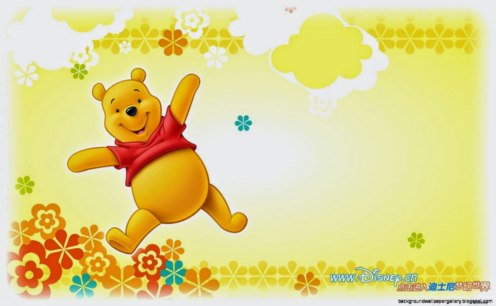 Wallpapers Hd Winnie The Pooh Baby Background Wallpaper Gallery