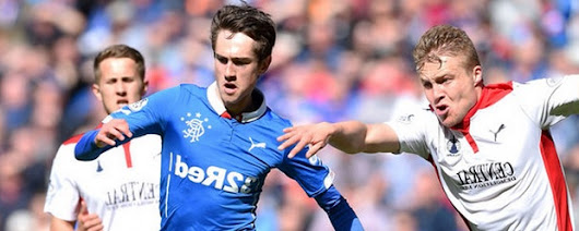 The Footy Stream - Watch Football Live - Highlights Goals Videos: Rangers vs Falkirk Live Stream - 3 October 2015