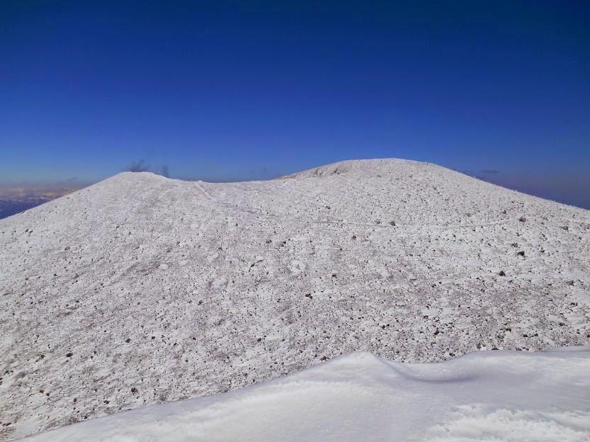 Climb Japan Winter On Mt Asama