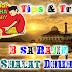 Tata Cara Sholat Dhuha dan Tips Agar Rajin Melaksanakannya