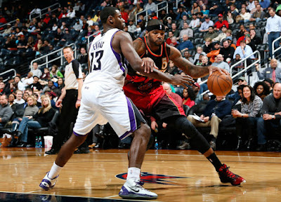 Sacramento Kings vs Atlanta Hawks