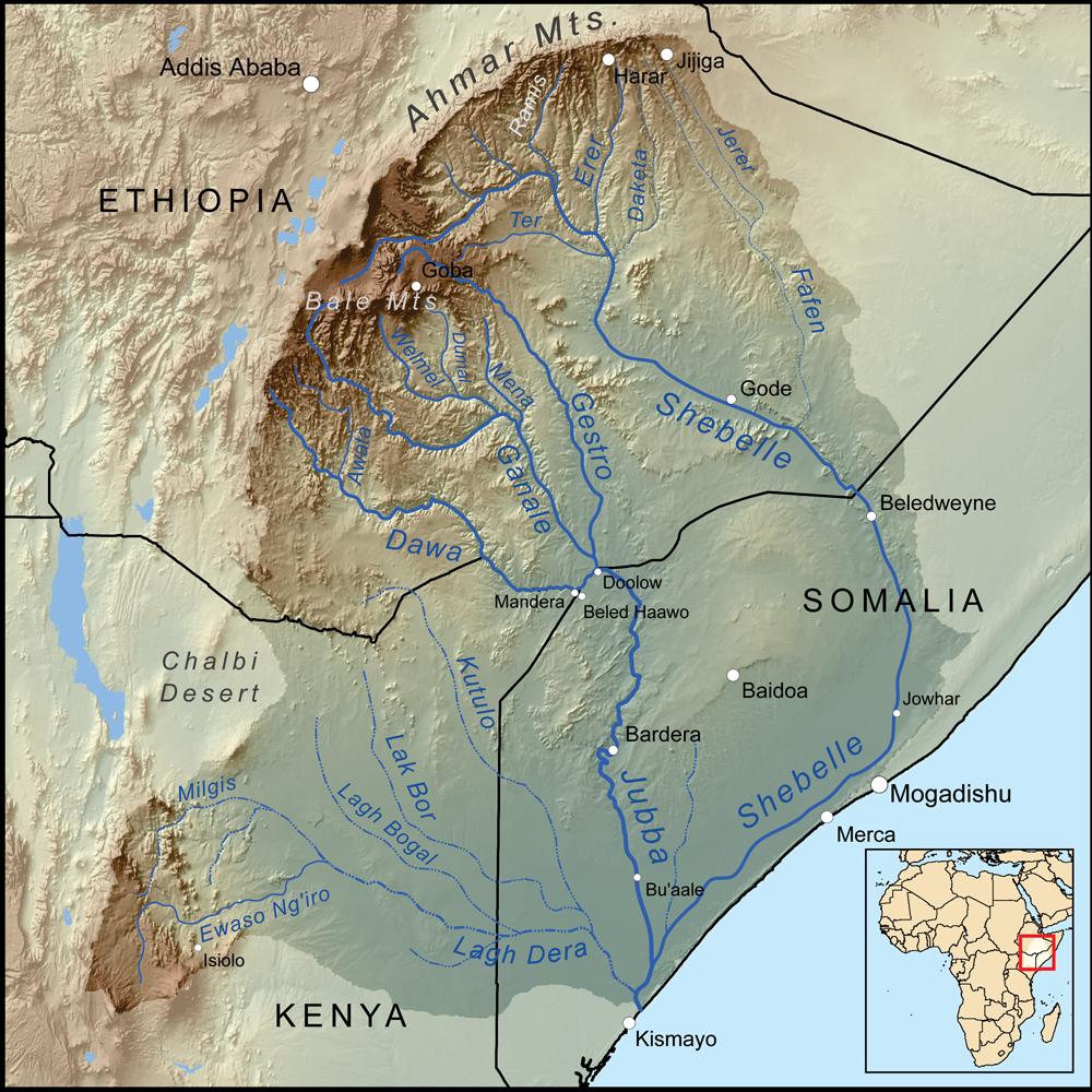 Anthromadness: The Oromo people: Heterogeneous