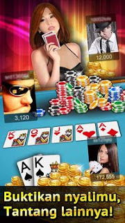 Download Game Luxy Poker Online Offline Texas Holdem v1.5.0 APK Terbaru