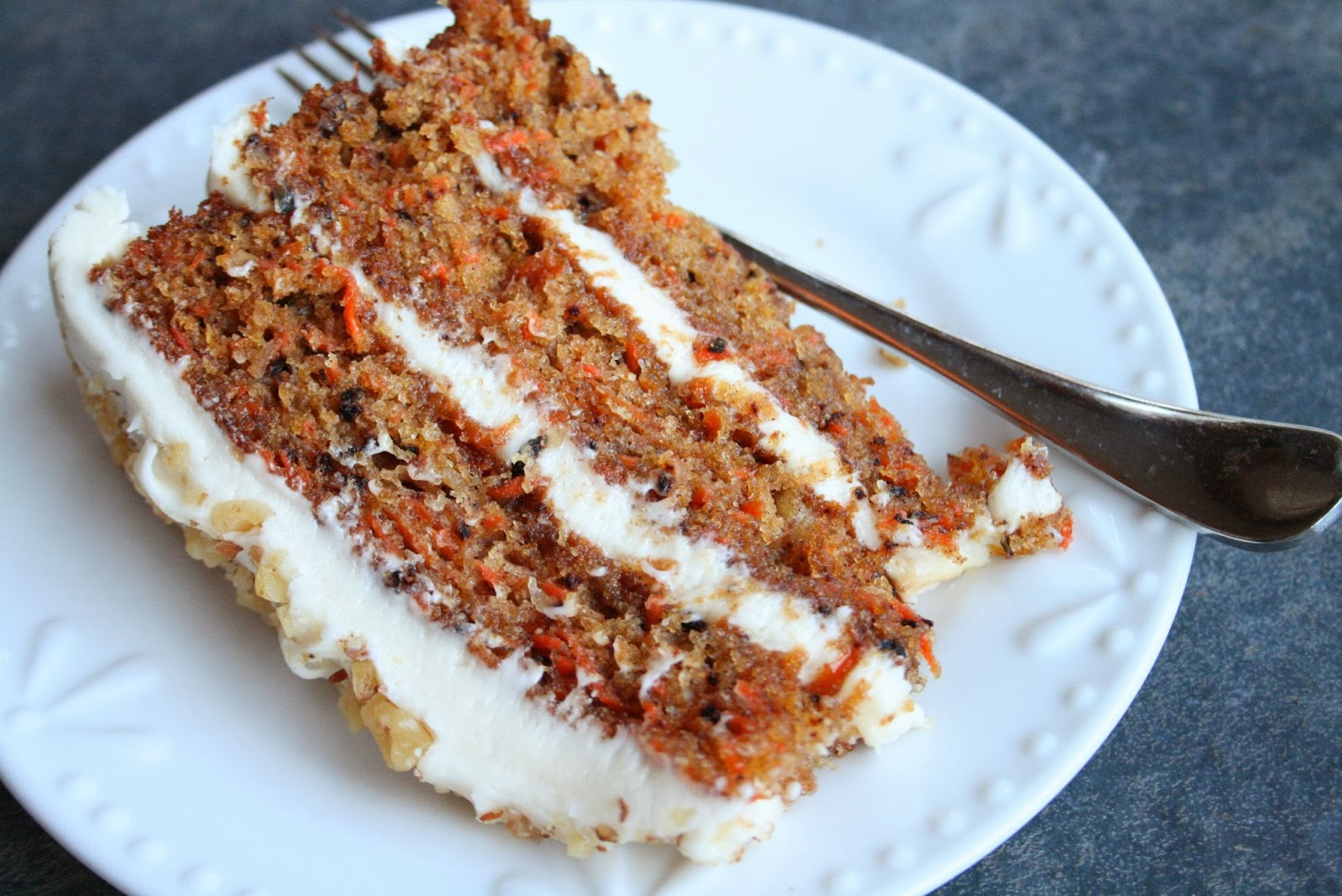 tune 'n fork: Connie's Carrot Cake