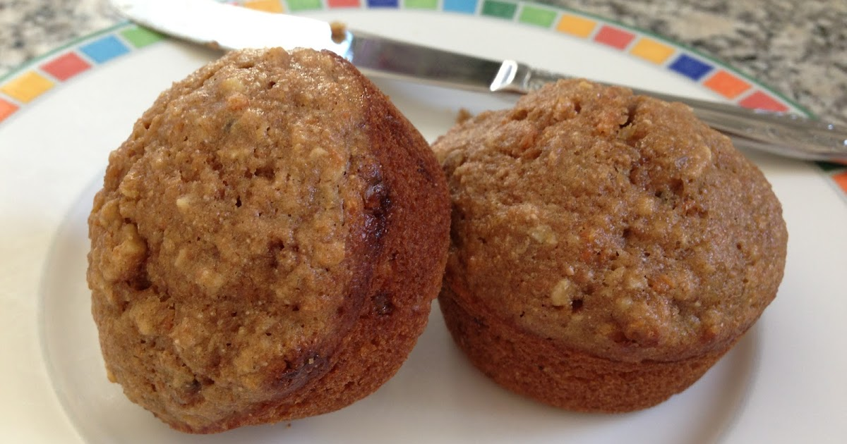Carrot Muffins Baby Food Recipe