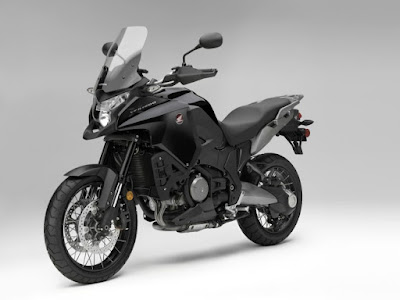 Honda VFR1200X black adventure