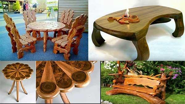 Kayu Untuk Bahan Furniture