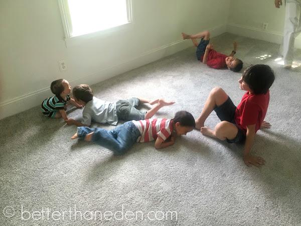 New Carpet Smells Like Kindness
