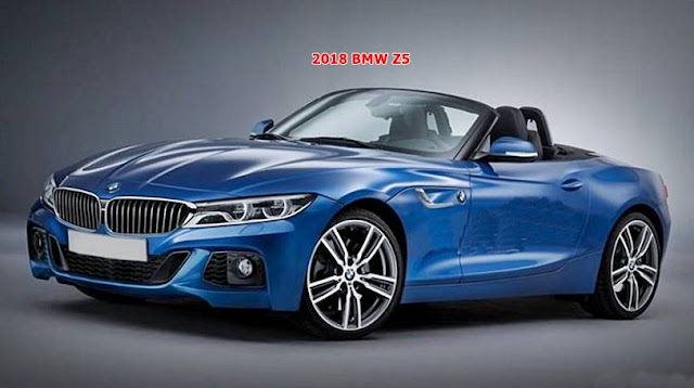 2018 BMW Z5 Review