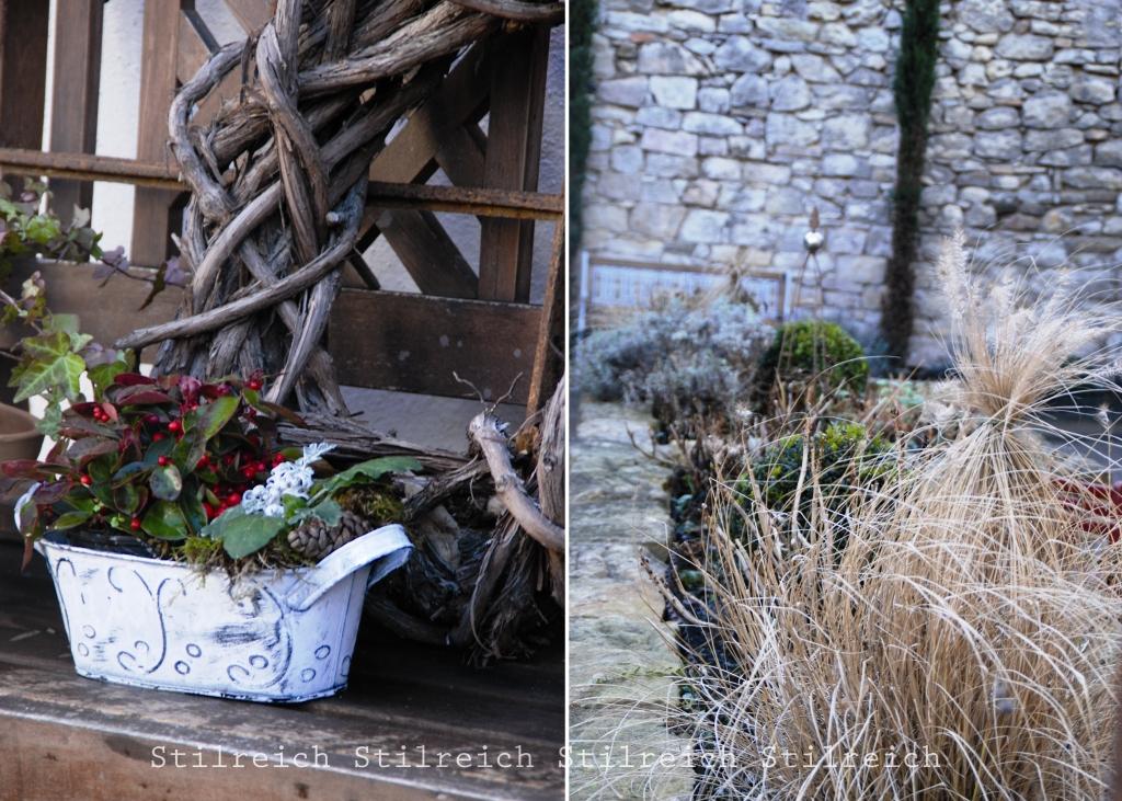Garten im januar s t i l r e i c h blog - Stilreich blog ...
