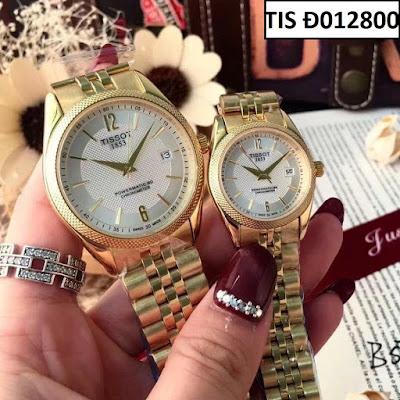 Đồng hồ đeo tay Tissot Đ012800 quà tặng người yêu ý nghĩa và sâu lắng
