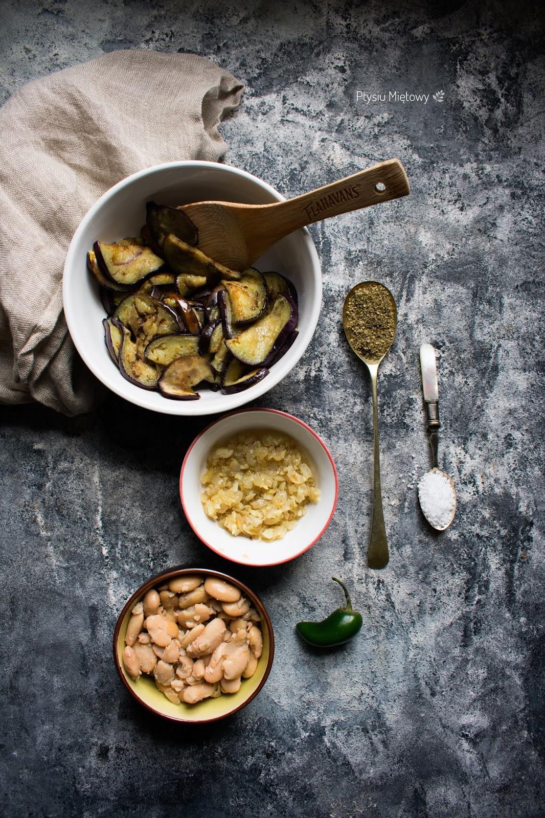 pasta, weganskie, ptysiu mietowy