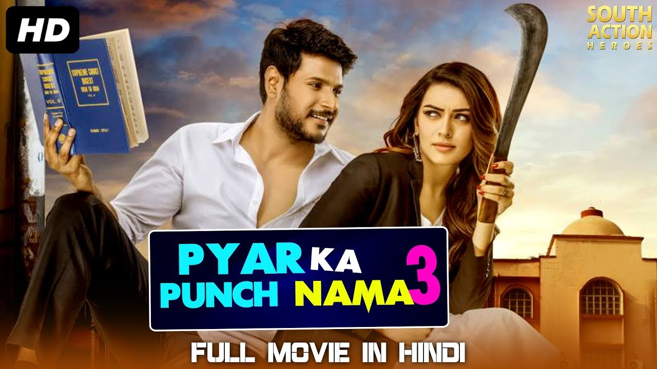 PYAR KA PUNCHNAMA 3 (2019) Hindi Dubbed 450MB HDRip 480p Free Download