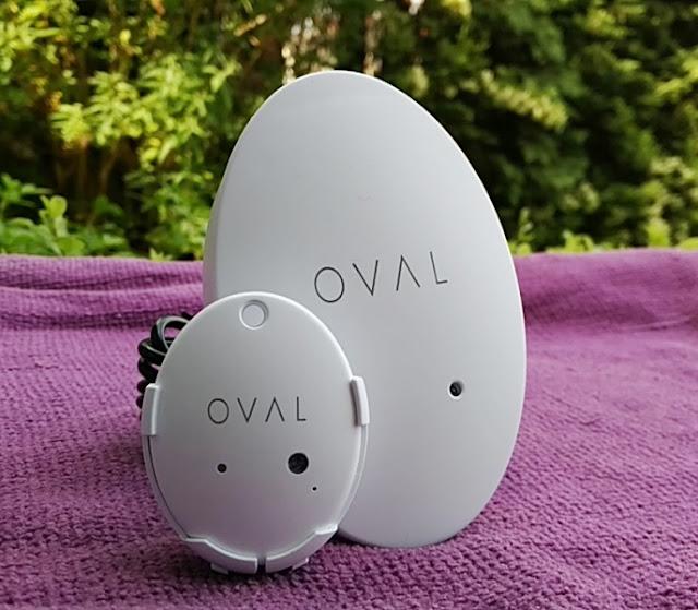 OVAL 2 0 Wireless Multi Sensor Mobile Security System   Gadget Explained