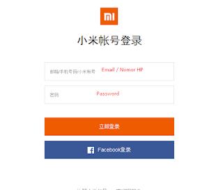 Cara Unlock Bootloader Semua Tipe Hp Xiaomi