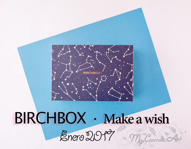 Birchbox de Enero de 2017: Make a wish