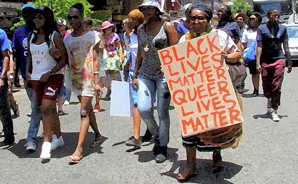 Black lives matter, queer lives matter