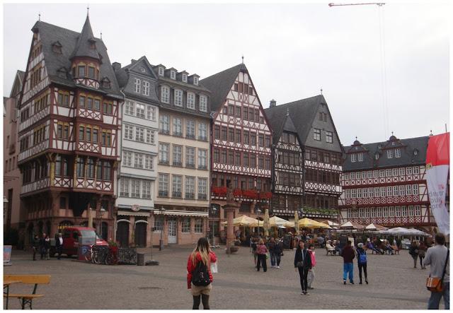 Ostzeile, Römerberg, Frankfurt