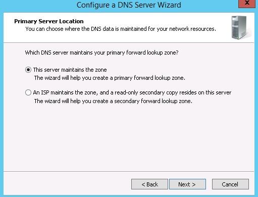 Cara Mengatur dan Mengonfigurasi DNS di Windows Server 2012