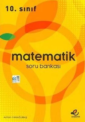 Endemik 10. Sınıf Matematik Soru Bankası PDF