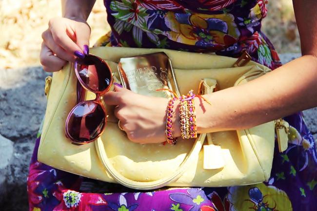 Glam Chameleon Jewelry 12k gold bracelets