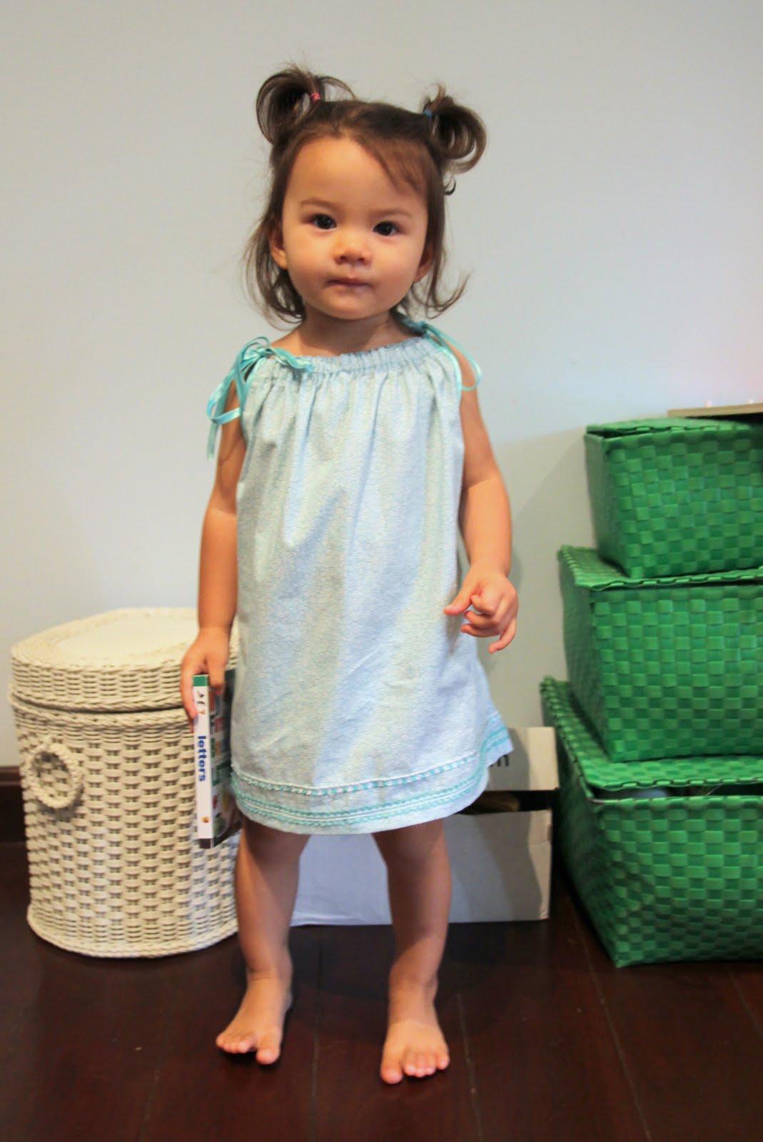Thesososewer Little Girl S Pillowcase Dress