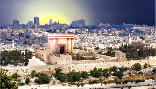 Proyecto Tercer Templo de Jerusalén
