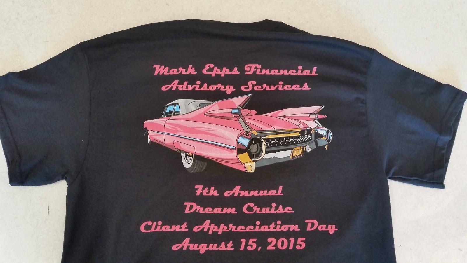 Cancer Benefit T Shirt Ideas - Car show t shirt design ideas