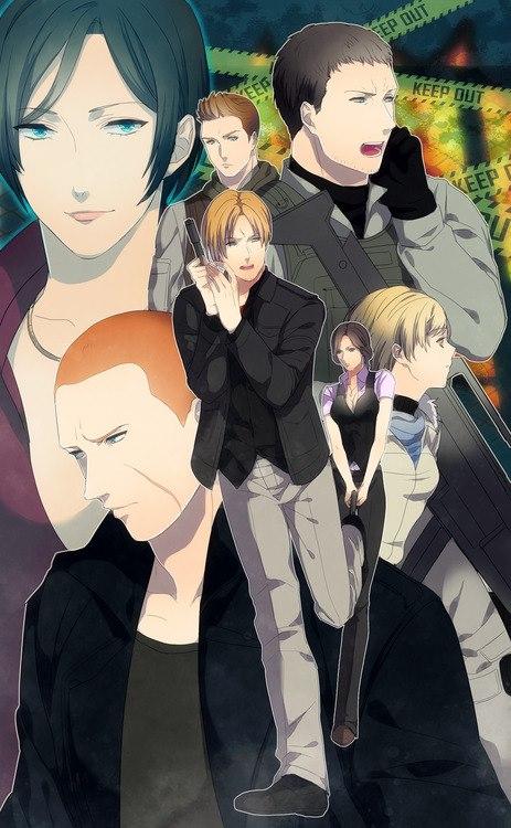 Resident Evil Anime