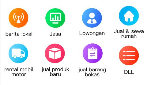 IndKota adalah aplikasi Pinjaman Uang, lowongan kerja, penghasil uang, baca berita, jual beli barang baru/bekas, rental mobil, dan lain-lain.
