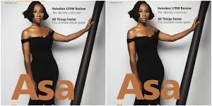 Asa covers Guardian Life Magazine