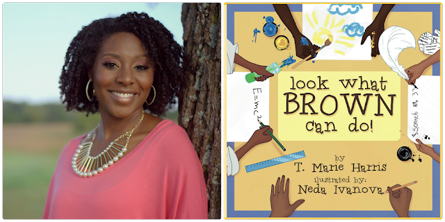 Look What Brown Can Do!   Book Review  via  www.productreviewmom.com