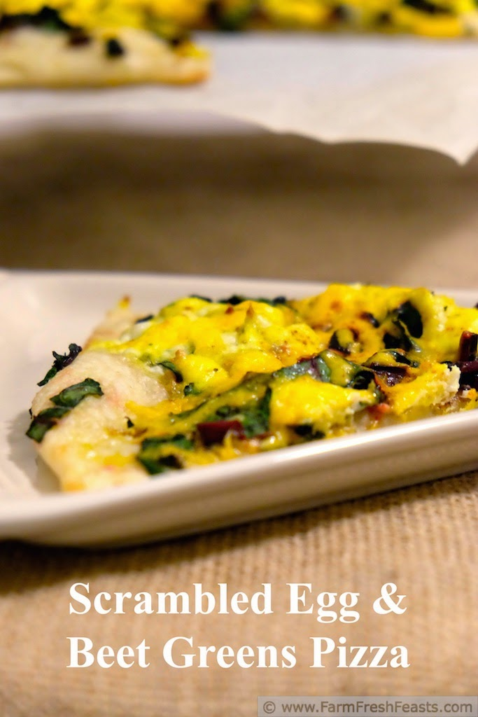 http://www.farmfreshfeasts.com/2015/03/scrambled-egg-beet-greens-pizza.html