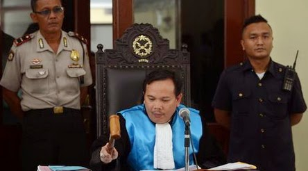 nigerians death sentence indonesia