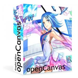 Free Download OpenCanvas 6.2.00 Full Terbaru 2017
