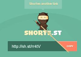 daftar short.st Terbaru