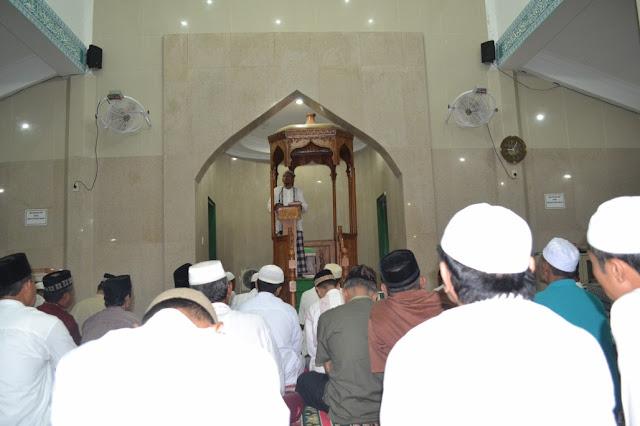 Ustaz Fadil : Lima Amalan Ini Harus DIjaga Setelah Ramadhan