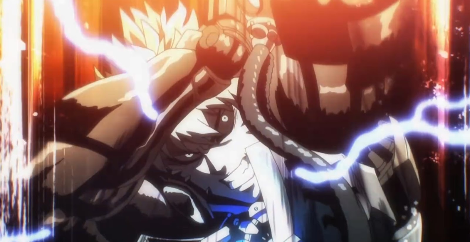 One Punch Man – Episódio 07