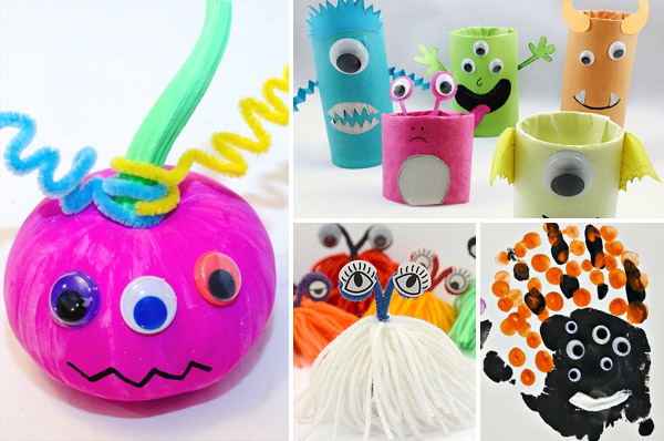 Monster Crafts