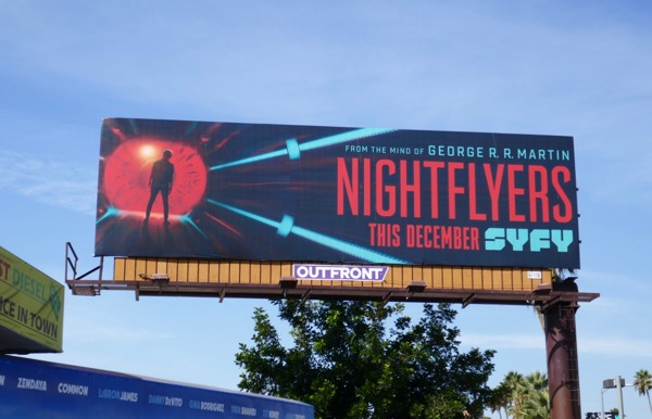 Nightflyers teaser billboard