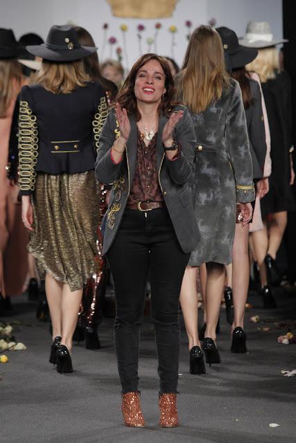 Marina Conde La Condesa FW 2016-2017 colección Nellcôte