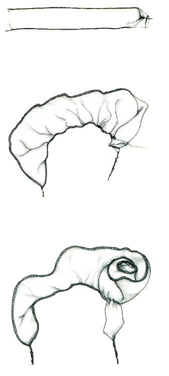 Mini Notlar: Kurdela Nakışı Gül Yapımı Tekniği