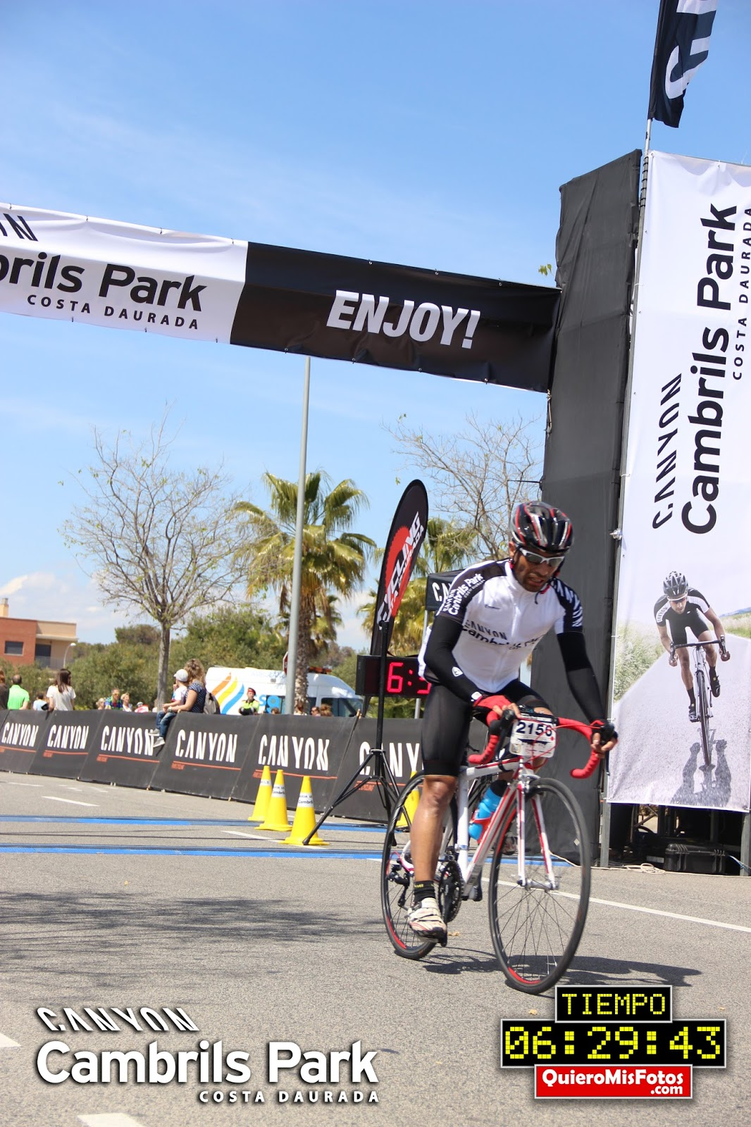 Atletas De Hierro Crónica Canyon Cambrils Park