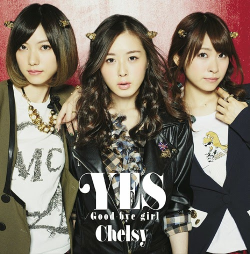 [MUSIC] Chelsy – YES/Good-bye girl (2nd Single) (2014.12.03/MP3/RAR)