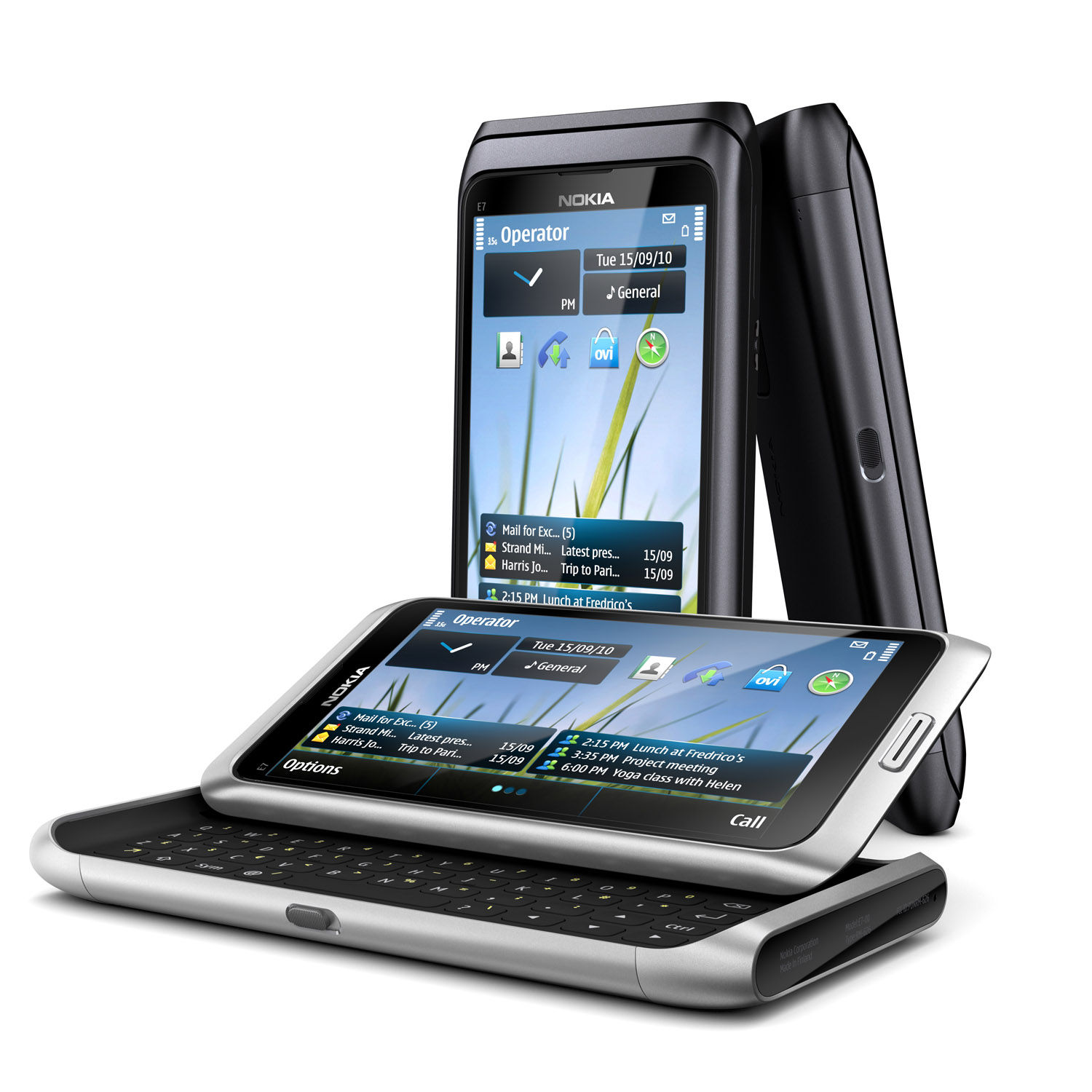 Nokia E7: Business smartphone in perfection