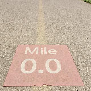 Mile 0.0